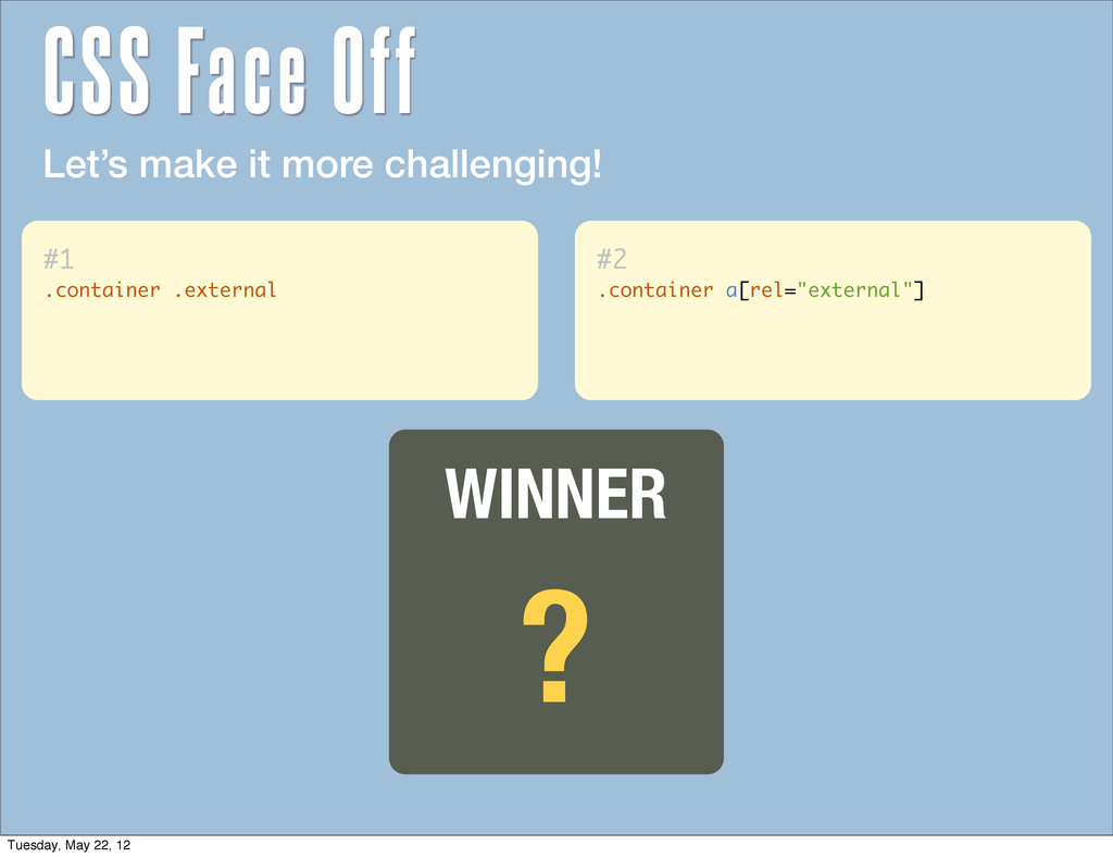 Let's make it more challenging! ? WINNER #1 .co...