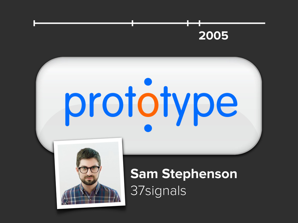 2005 Sam Stephenson 37signals