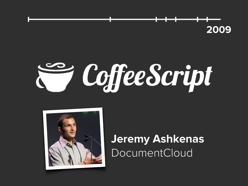 2009 Jeremy Ashkenas DocumentCloud