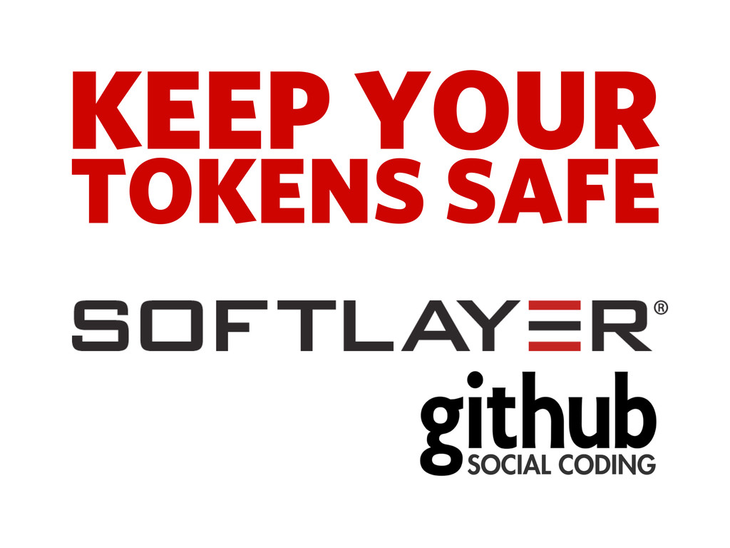 KEEP YOUR TOKENS SAFE