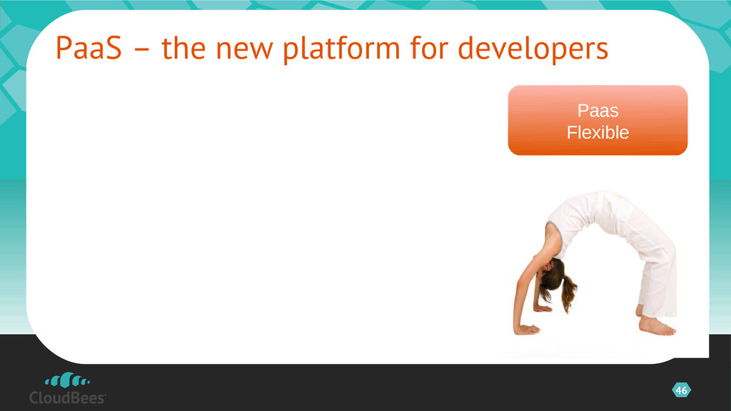 46 PaaS – the new platform for developers ©2012...