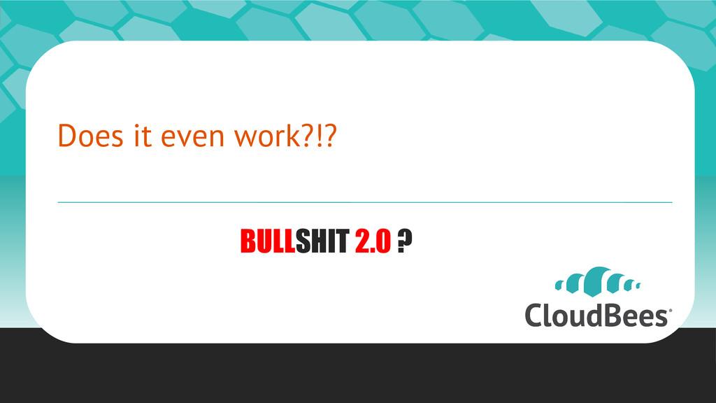 Does it even work?!? 67 BULLSHIT 2.0 ?