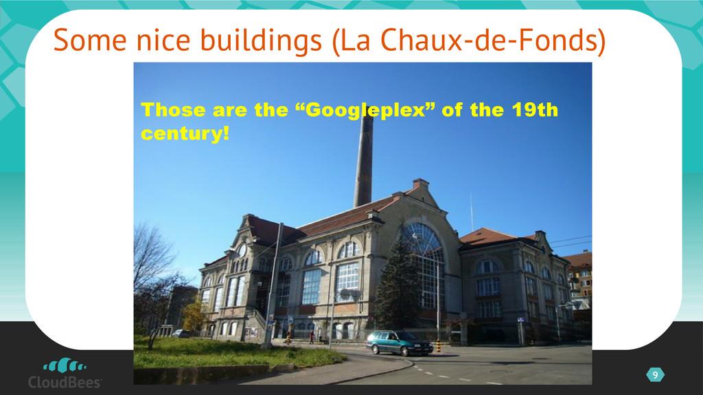 9 Some nice buildings (La Chaux-de-Fonds) ©2012...