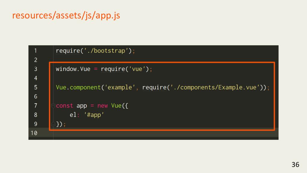 36 resources/assets/js/app.js