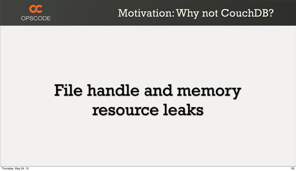 File handle and memory resource leaks Motivatio...