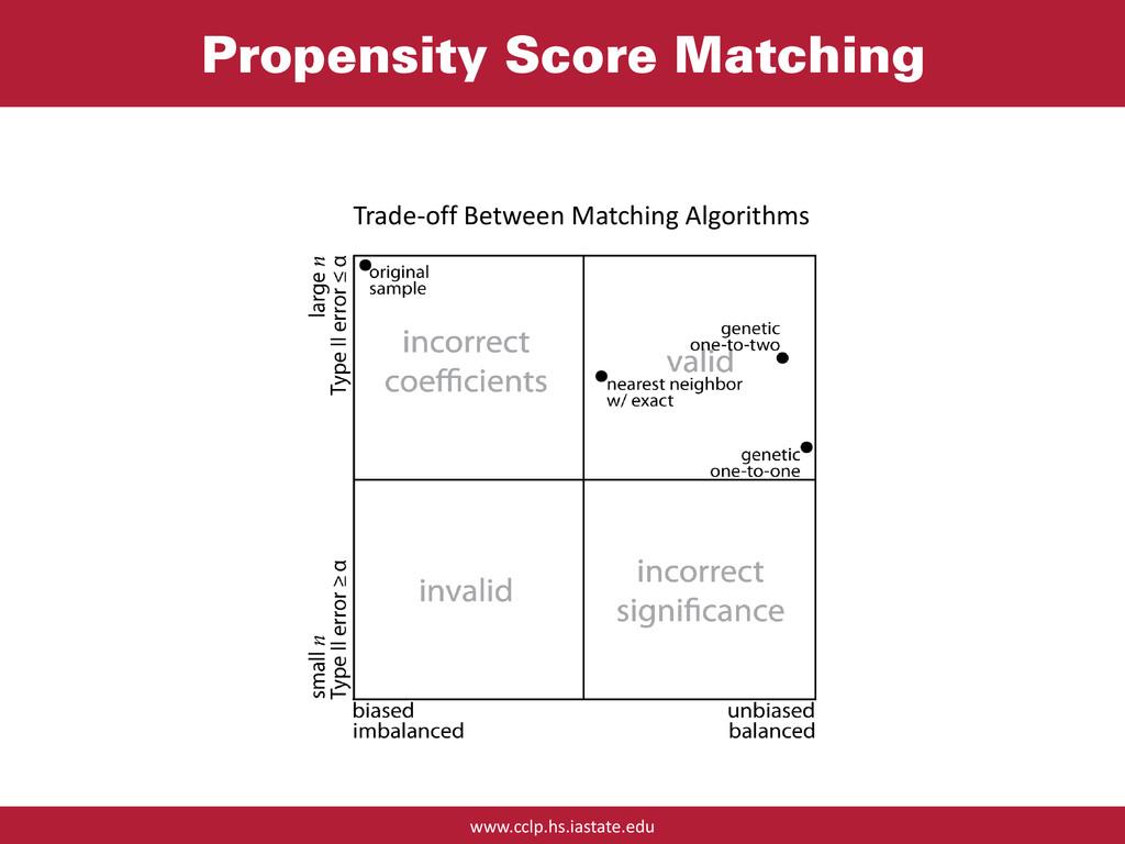 www.cclp.hs.iastate.edu Propensity Score Matchi...