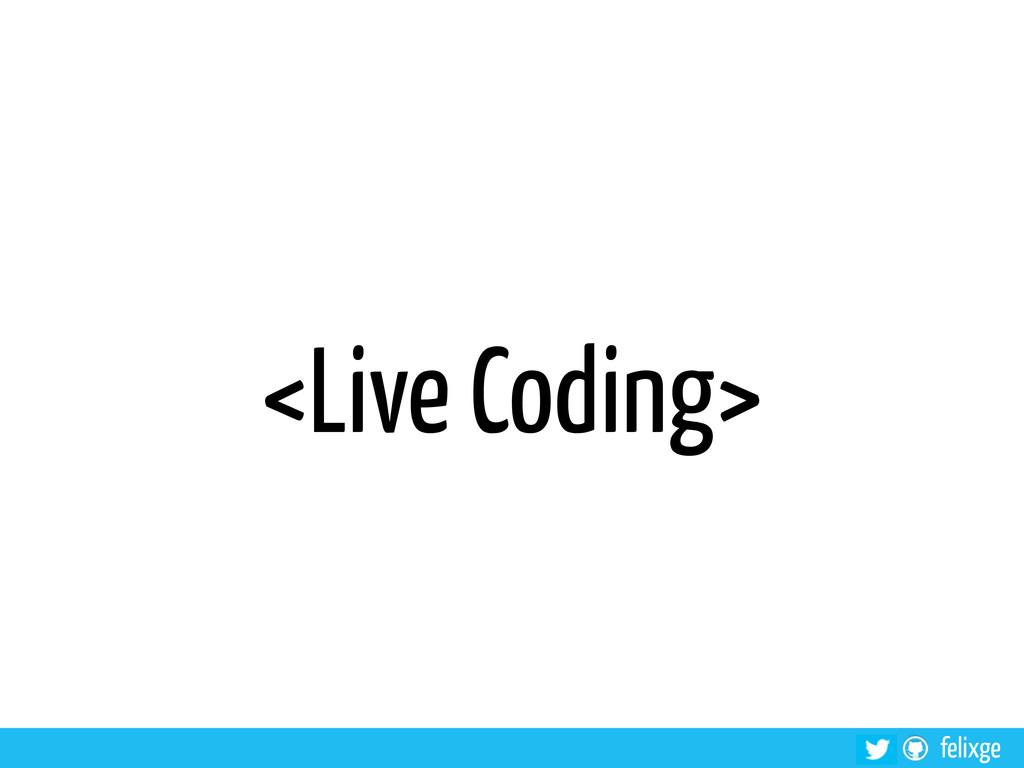 felixge <Live Coding>