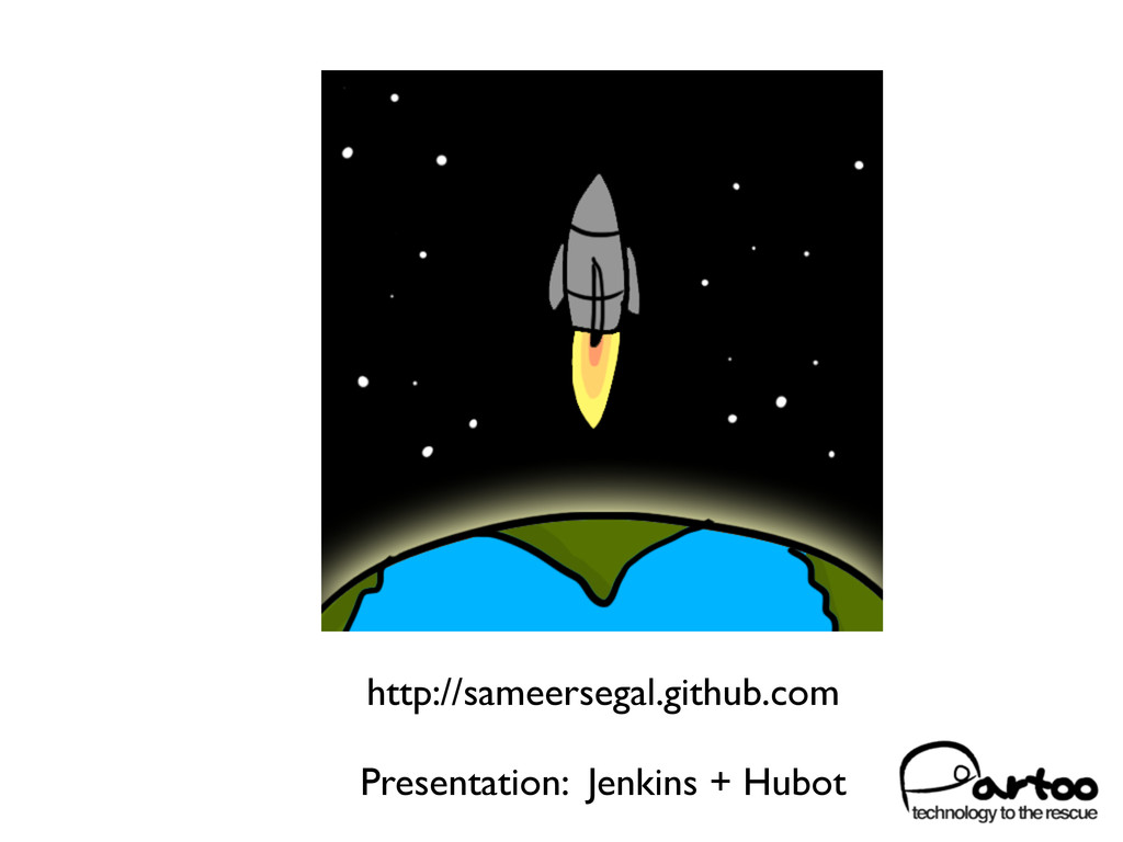 http://sameersegal.github.com Presentation: Jen...