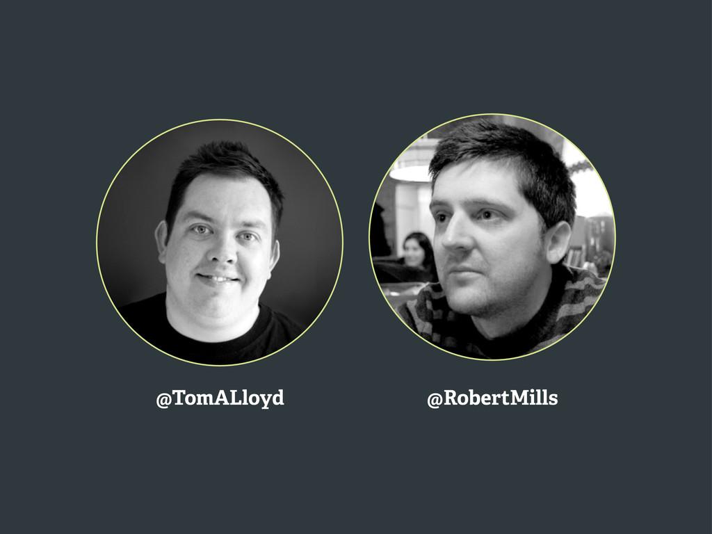 @TomALloyd @RobertMills