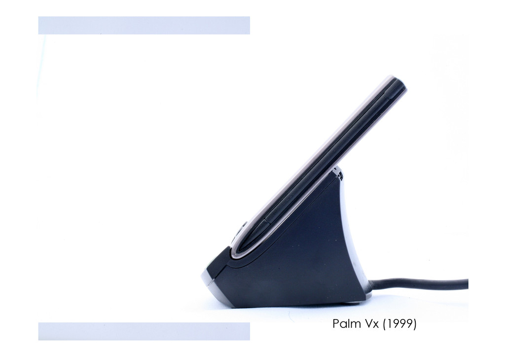 Palm Vx (1999)