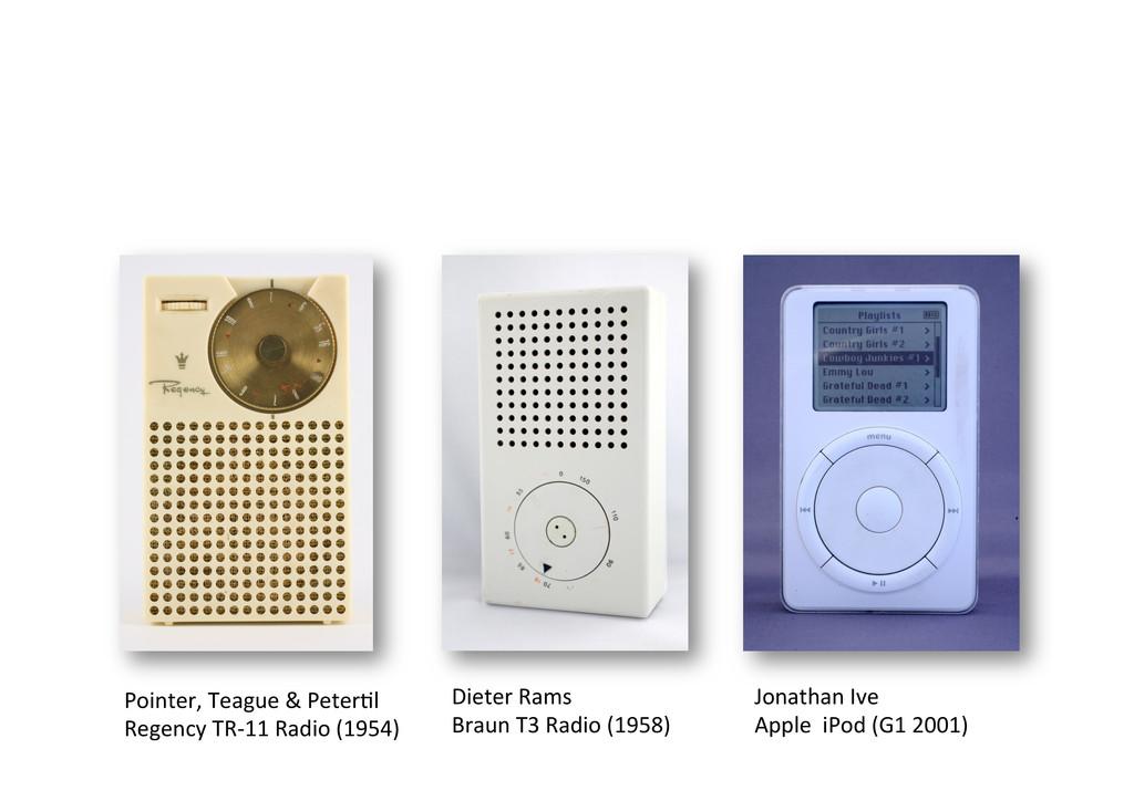 Jonathan Ive  Apple  iPod (G1 ...