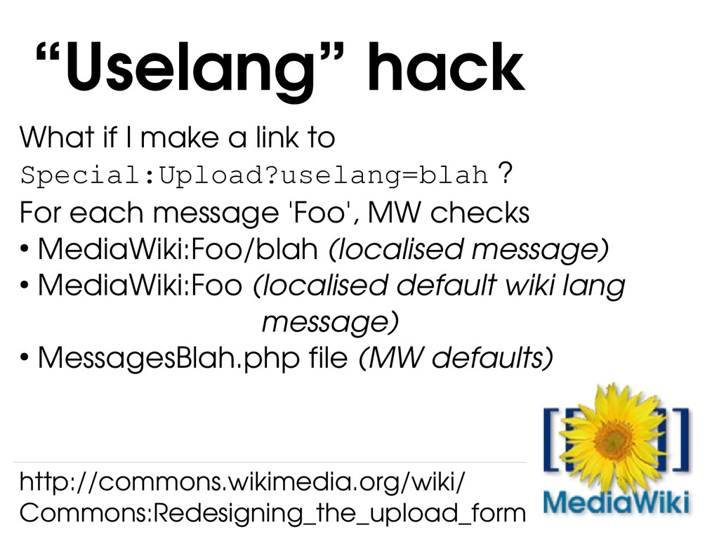 What if I make a link to Special:Upload?uselang...