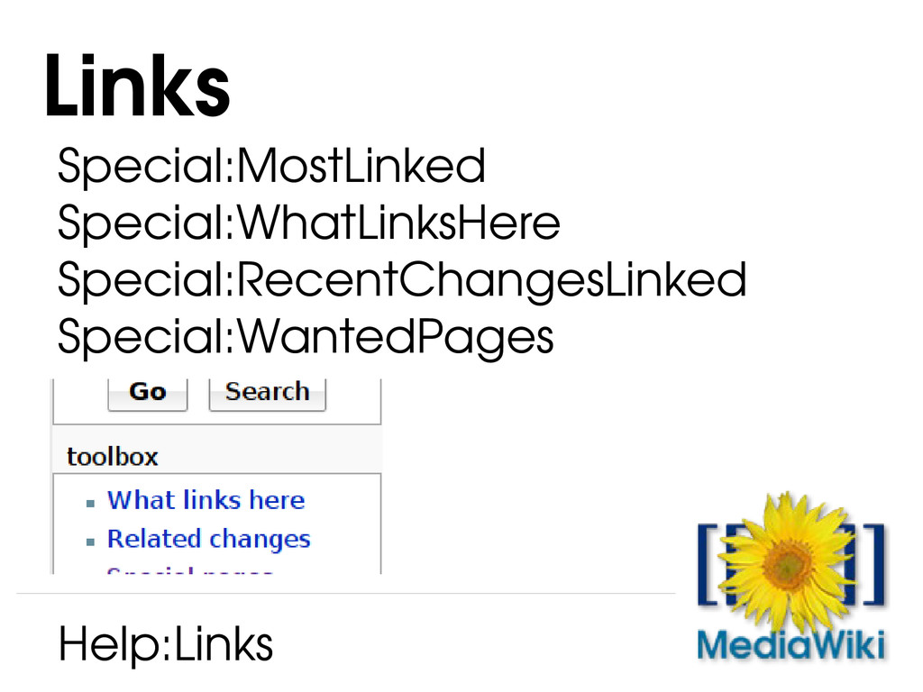 Special:MostLinked Special:WhatLinksHere Specia...