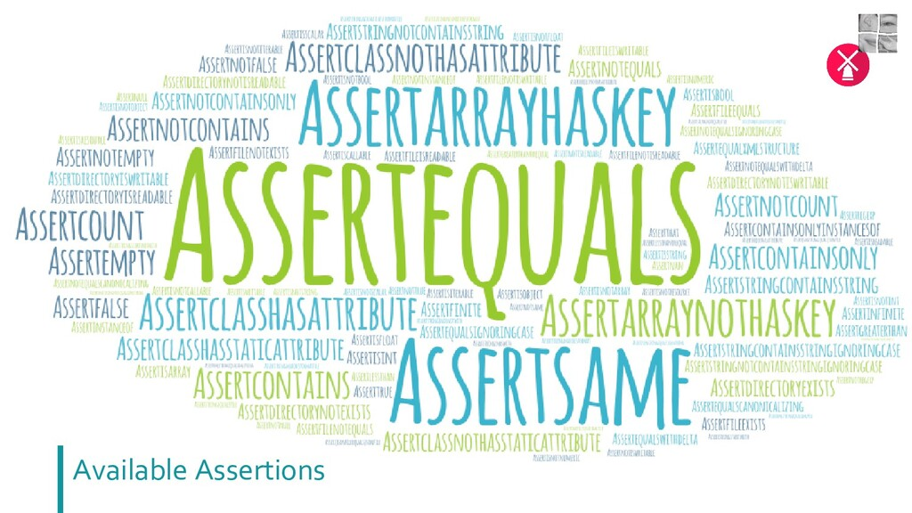Available Assertions