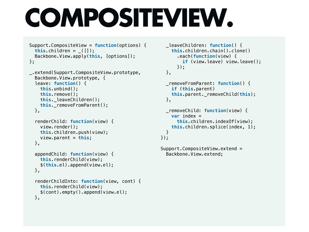 Support.CompositeView = function(options) { thi...