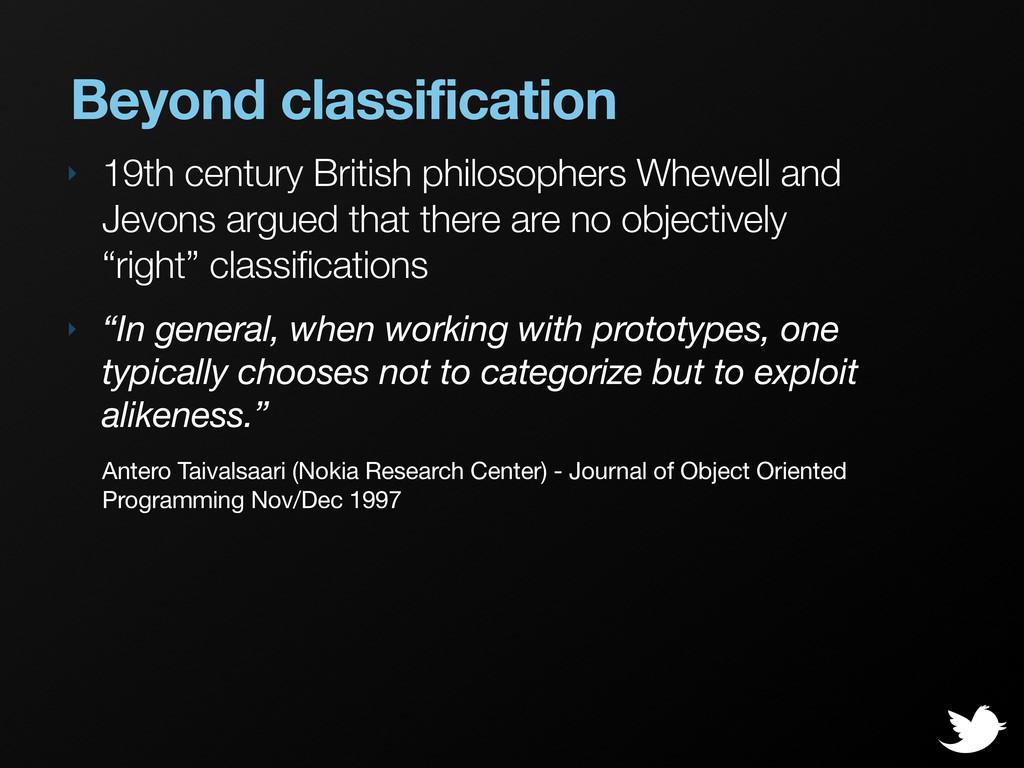 Beyond classification ‣ 19th century British ph...