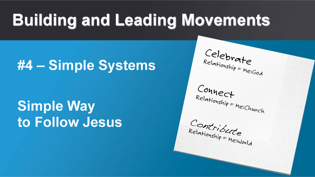 Building and Leading Movements Simple Way to Fo...