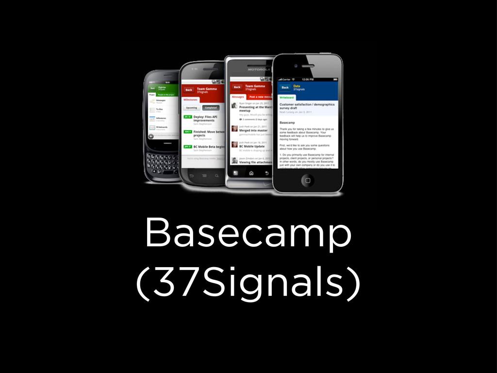 Basecamp (37Signals)