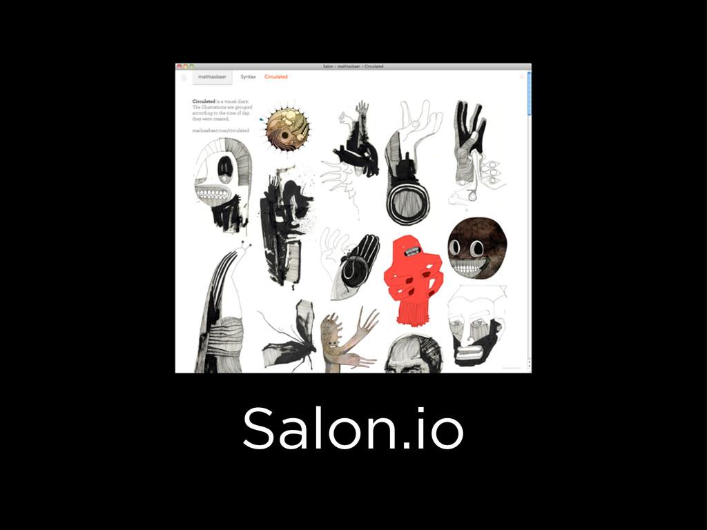 Salon.io
