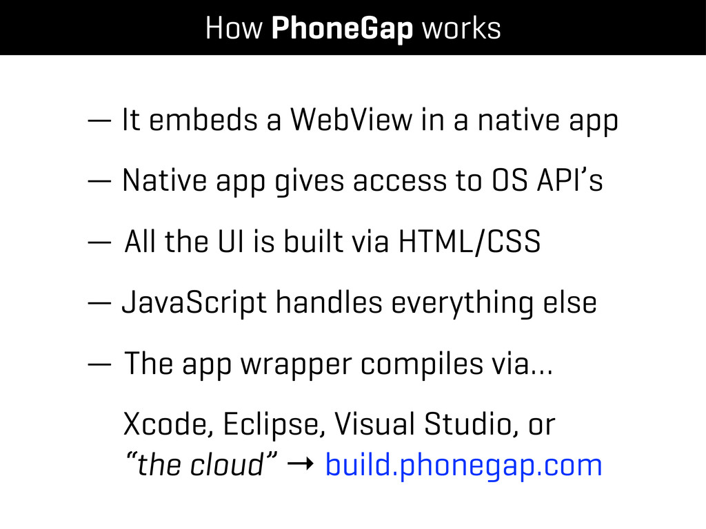 — It embeds a WebView in a native app — Native ...