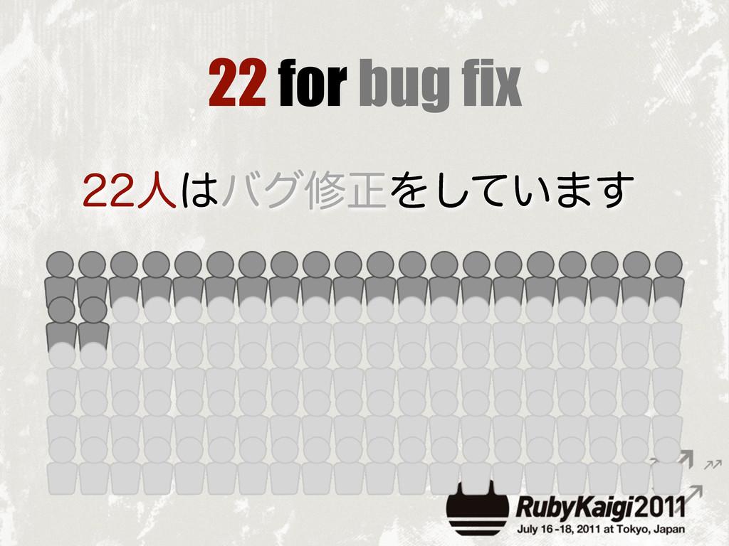 22 for bug fix ਓόάमਖ਼Λ͍ͯ͠·͢