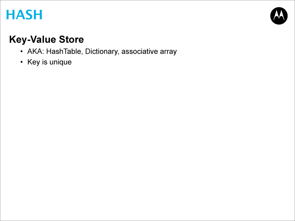 HASH