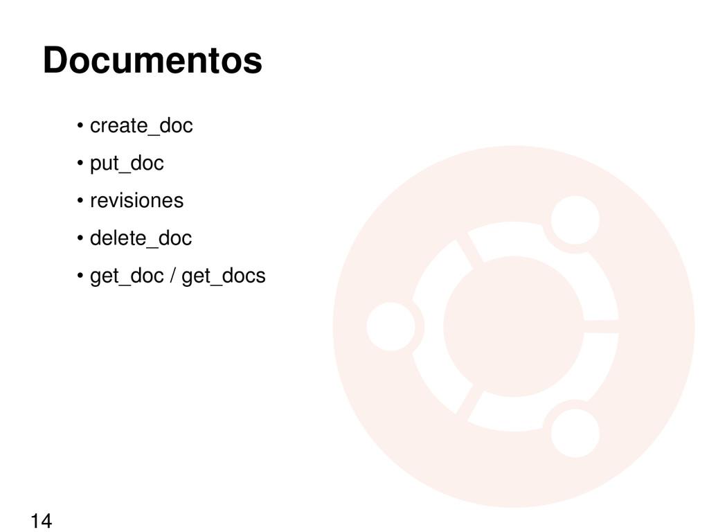 Documentos • create_doc • put_doc • revisiones ...