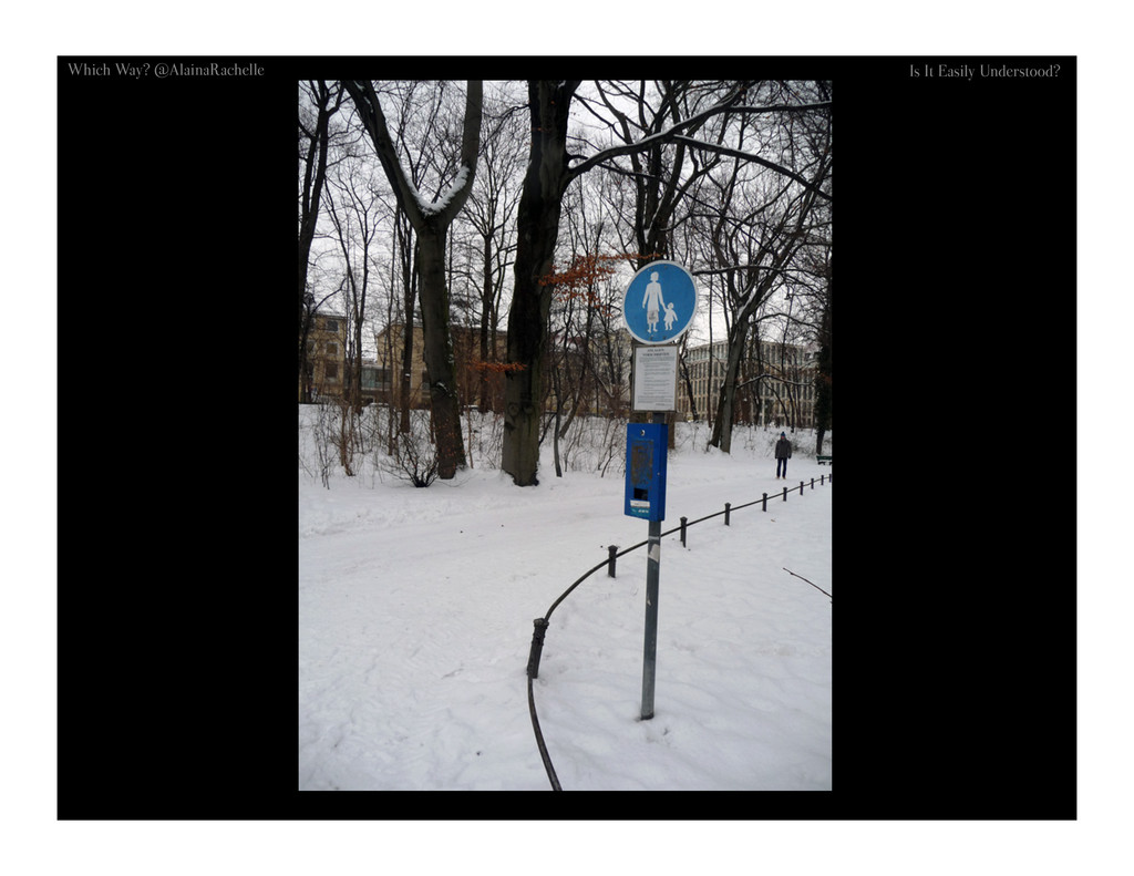 Which Way? @AlainaRachelle Is It Easily Underst...