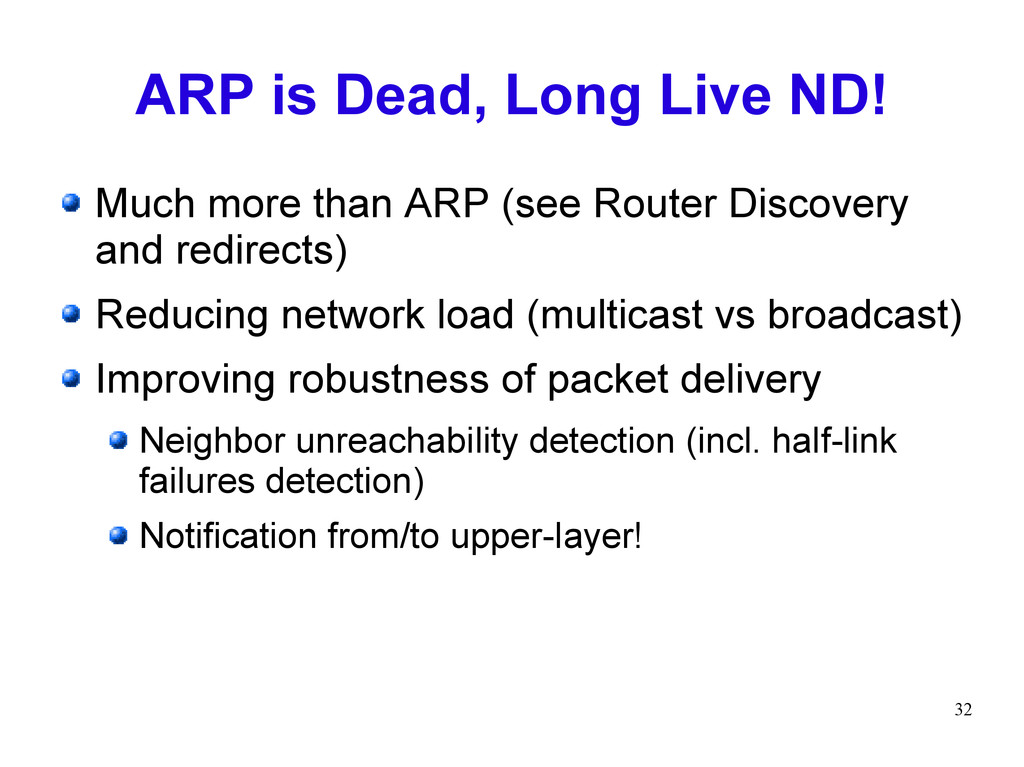 32 ARP is Dead, Long Live ND! Much more than AR...