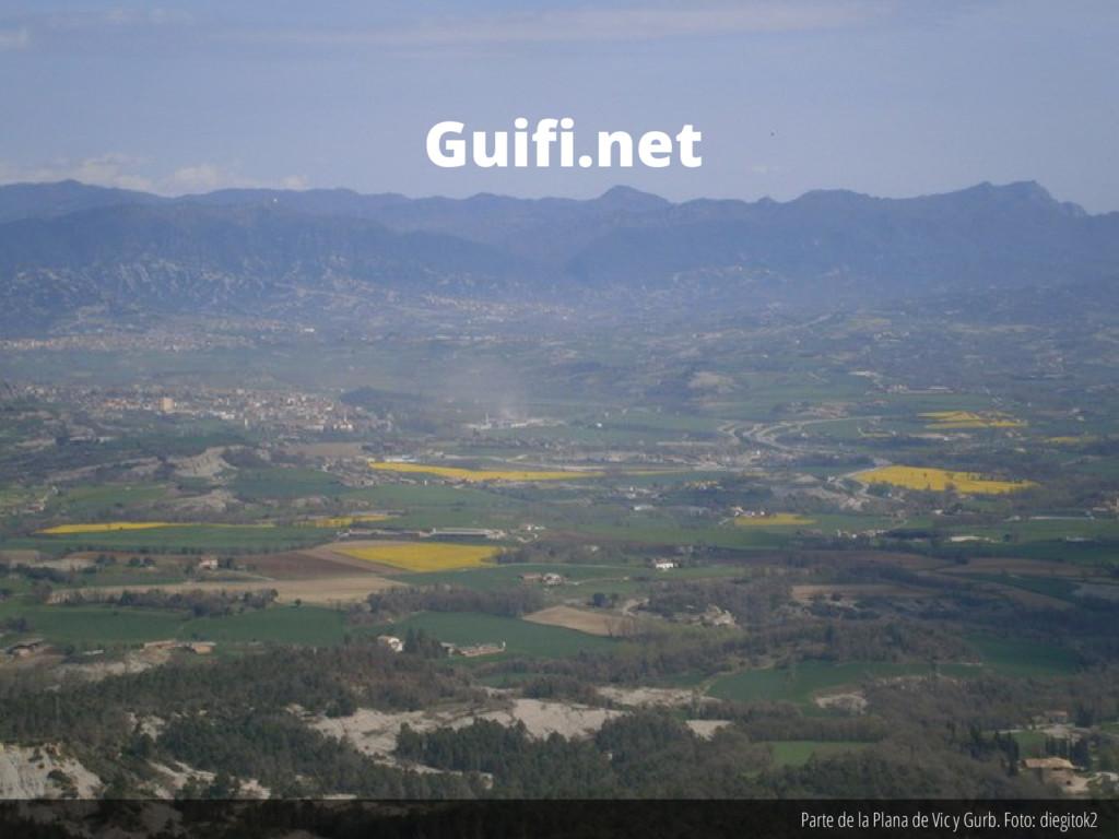 Parte de la Plana de Vic y Gurb. Foto: diegitok...