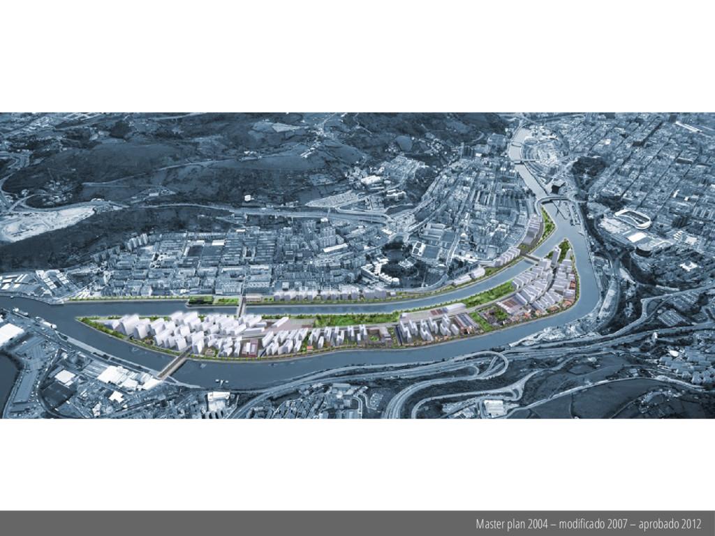 Master plan 2004 – modificado 2007 – aprobado 2...