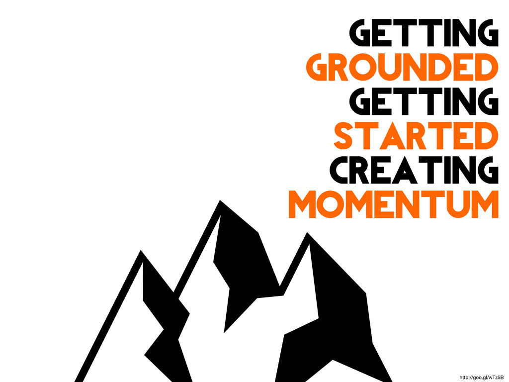 Getting Grounded Getting Started Creating Momen...