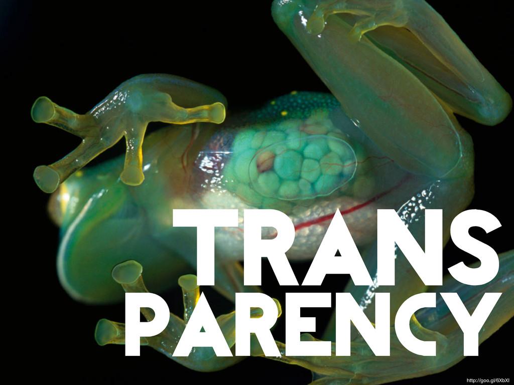 trans parency http://goo.gl/6XbXl