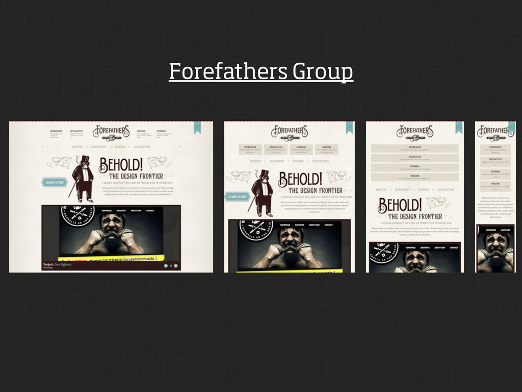 Forefathers Group