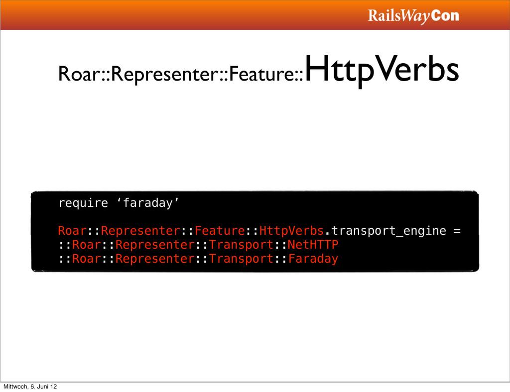 Roar::Representer::Feature:: HttpVerbs require ...