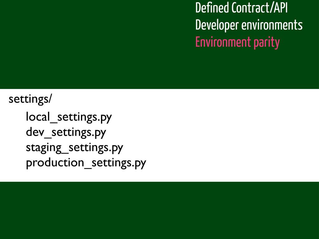 settings/ local_settings.py dev_settings.py sta...