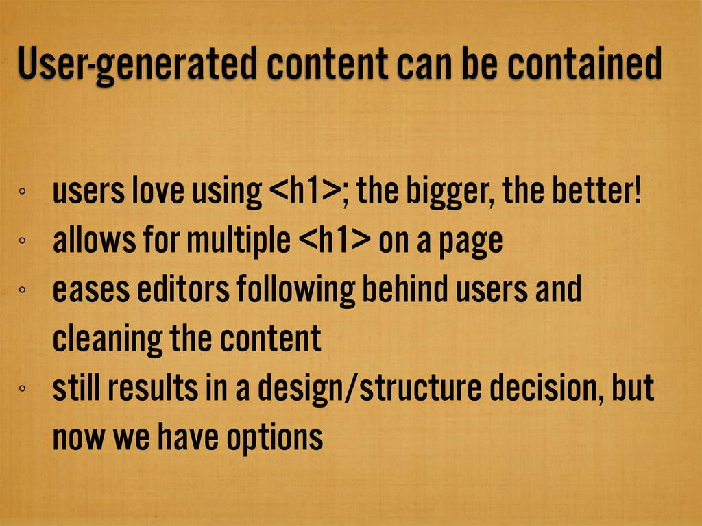 User-generated content can be contained users l...