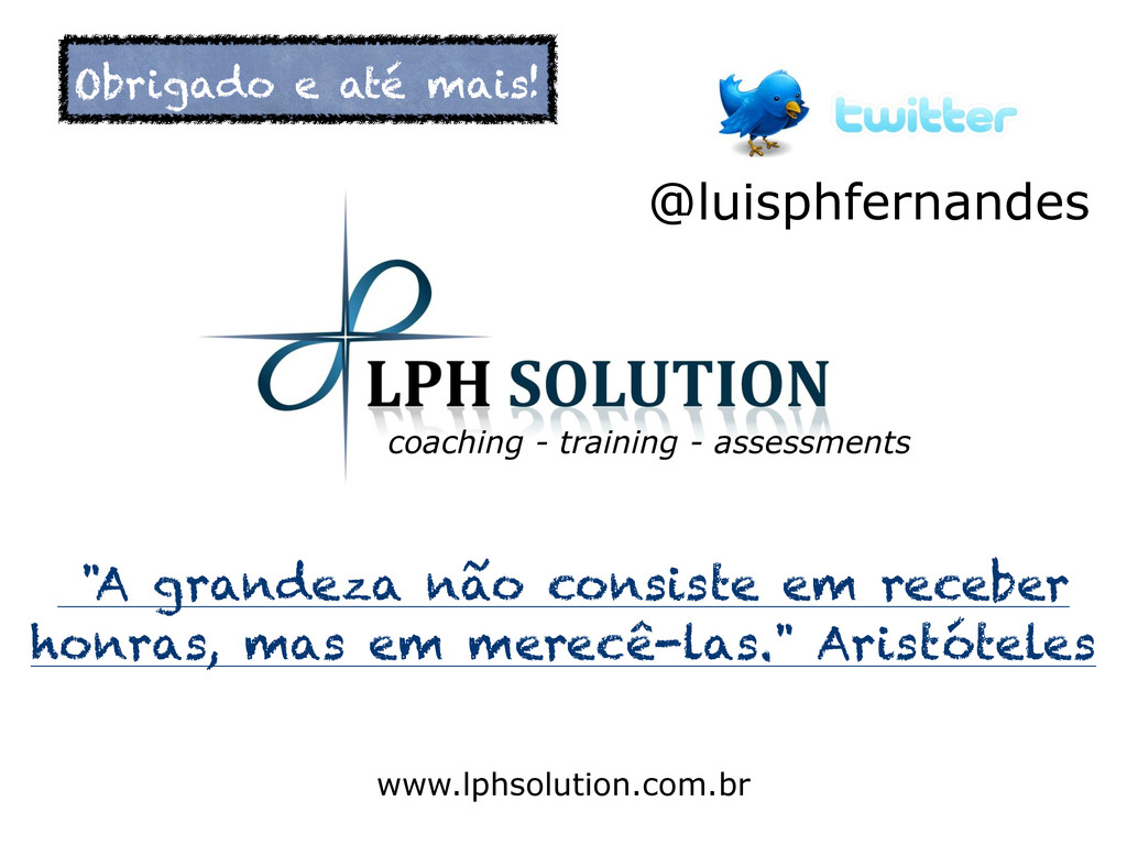 www.lphsolution.com.br coaching - training - as...