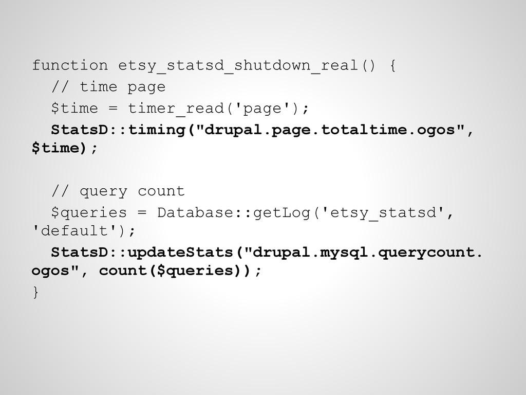 function etsy_statsd_shutdown_real() { // time ...