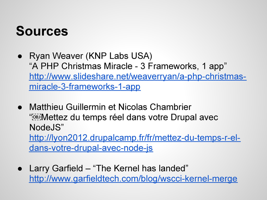 "● Ryan Weaver (KNP Labs USA) ""A PHP Christmas M..."