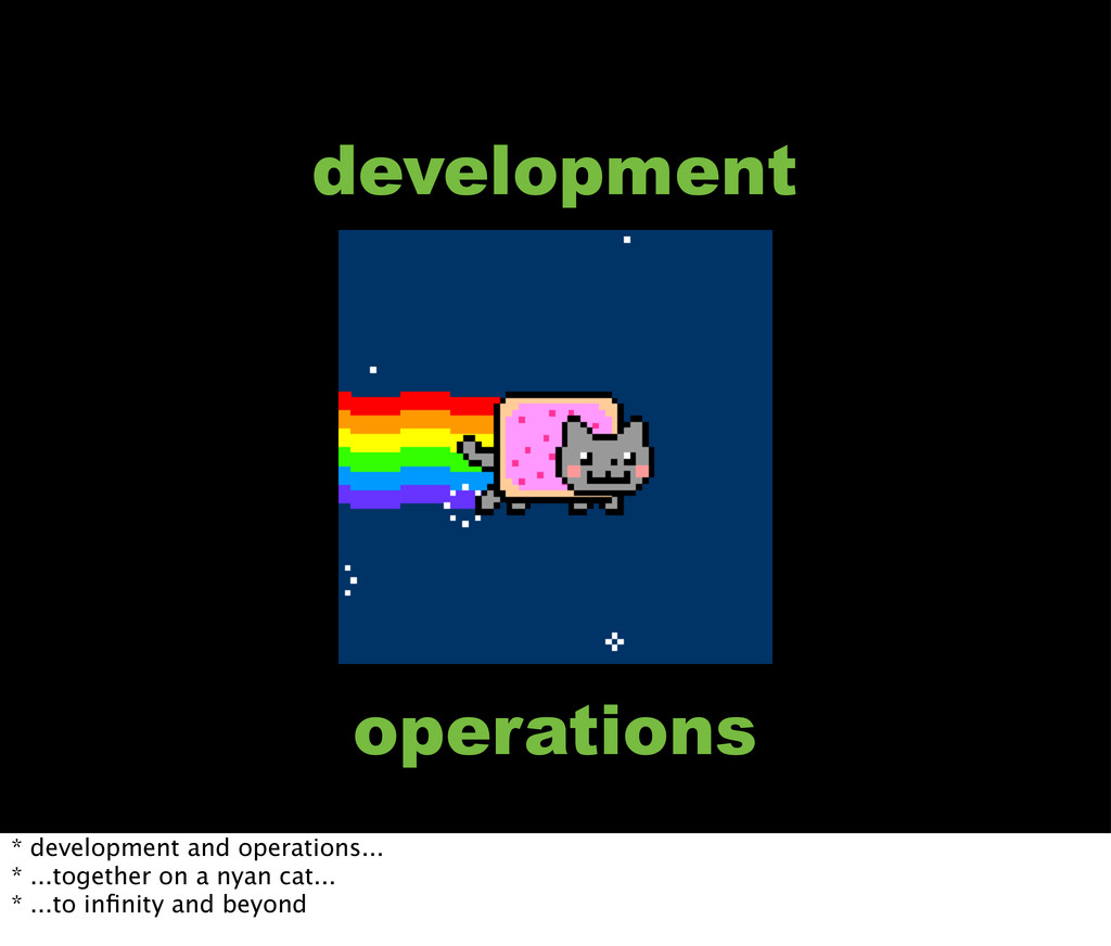 AND development operations * development and op...