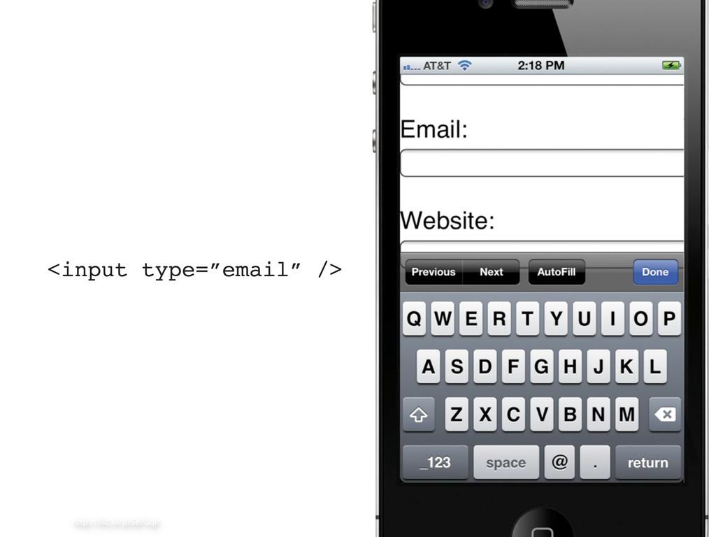"http://flic.kr/p/6e7uqr <input type=""email"" />"