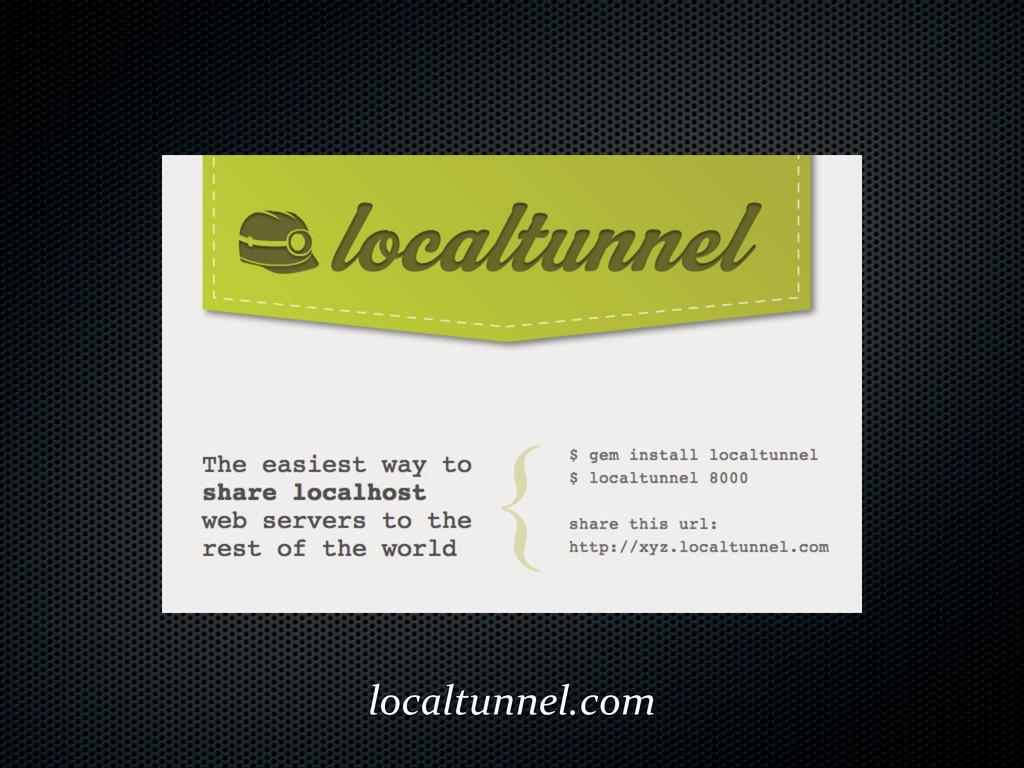 localtunnel.com