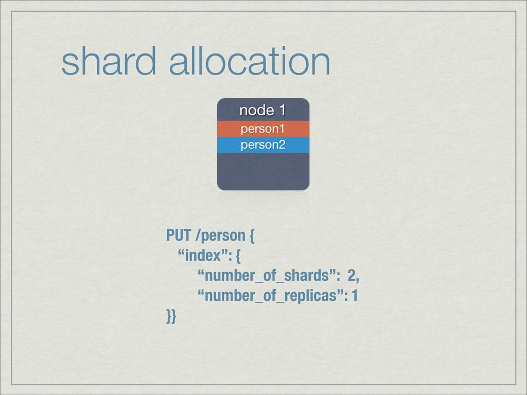 "shard allocation PUT /person { ""index"": { ""numb..."