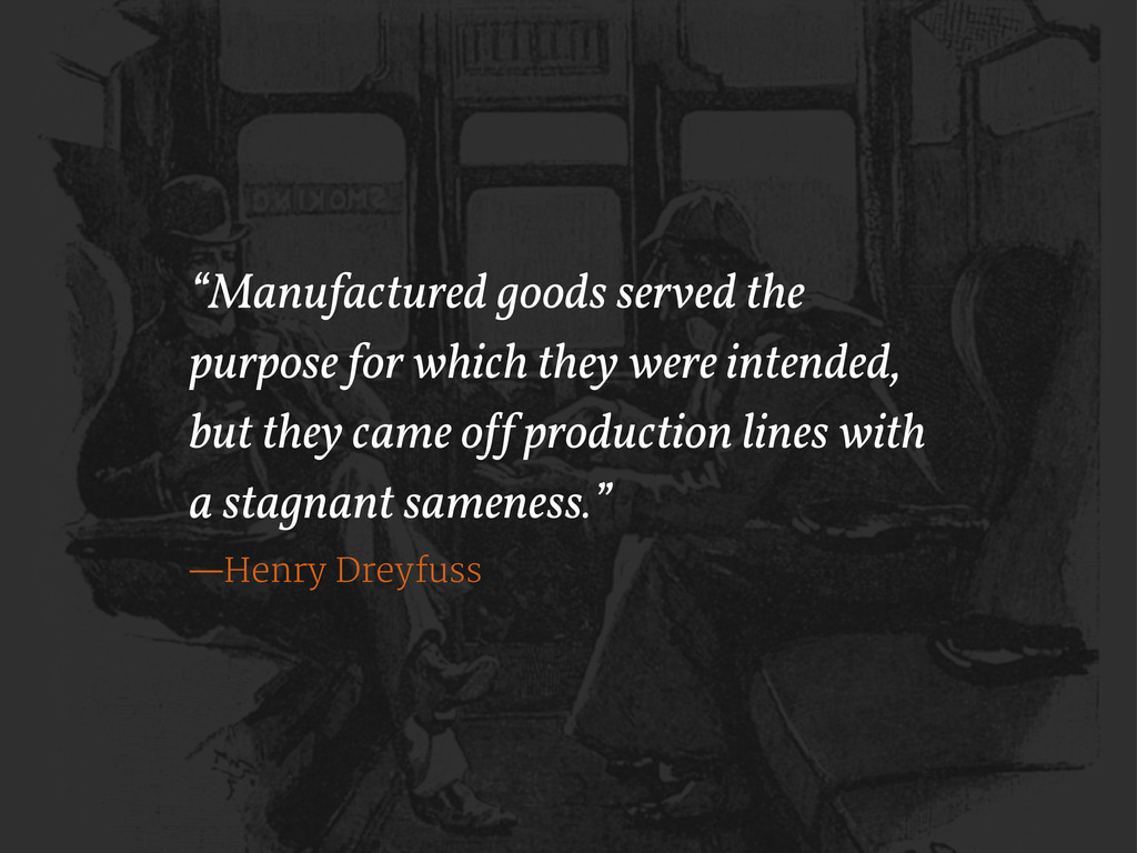 """Manufactured goods served the purpose for whic..."