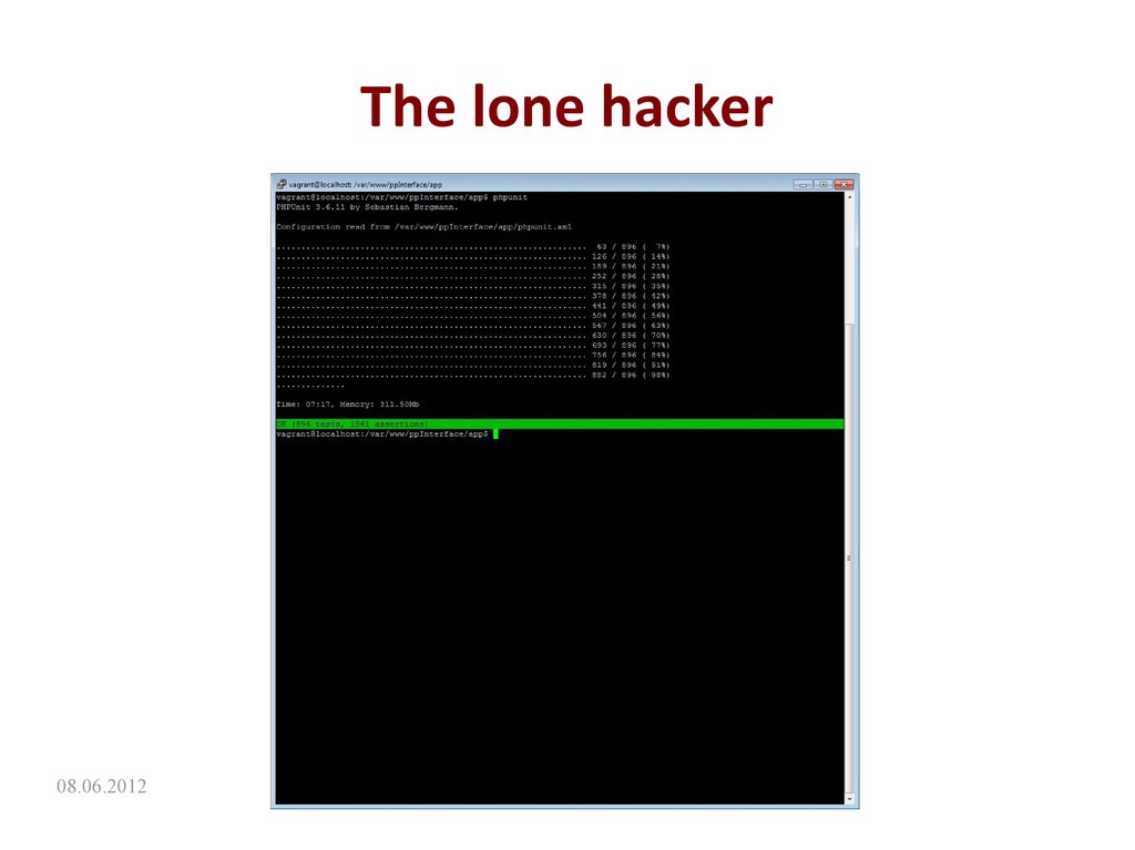 08.06.2012 The lone hacker