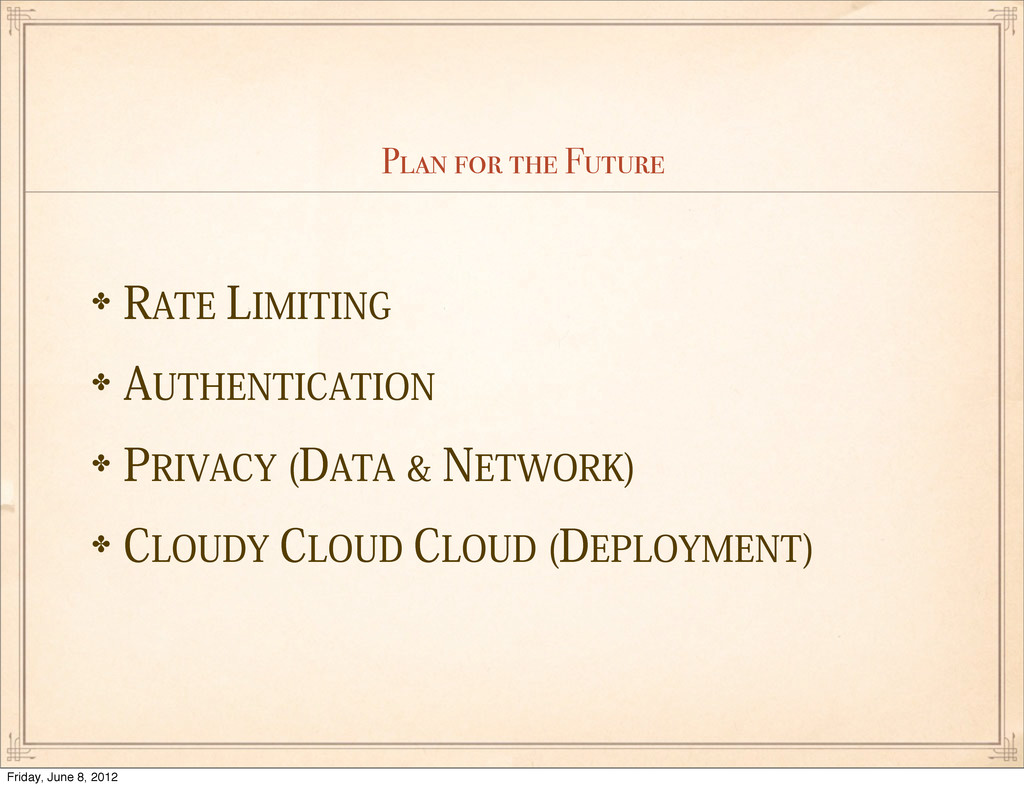 """Plan for the Future ✤3""""5&-*.*5*/( ✤""""65)&/5*$..."""