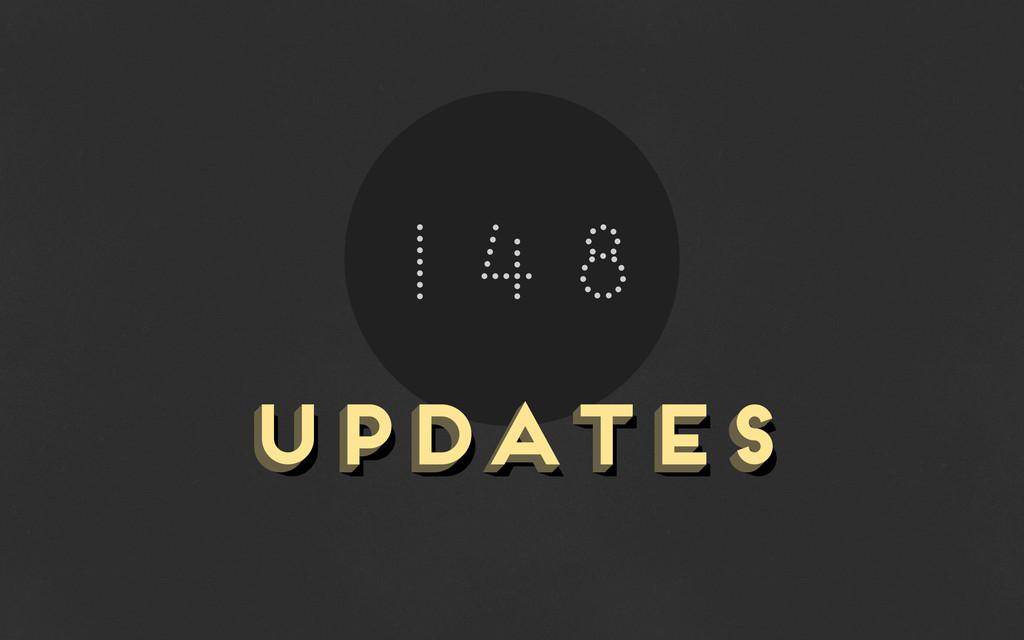 updates updates updates 148