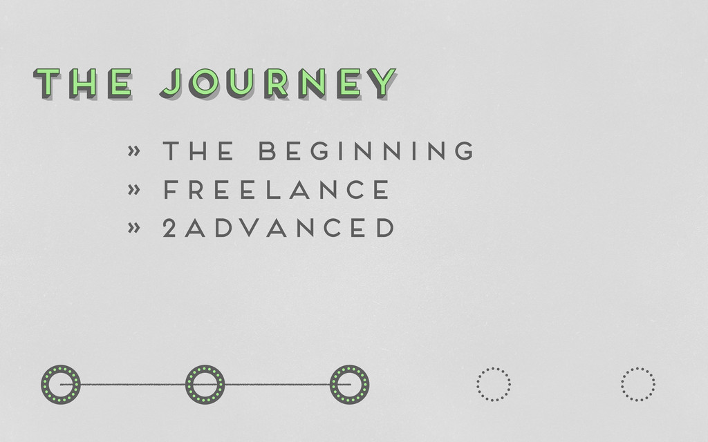 o o o o o o o o the journey The Journey the jou...