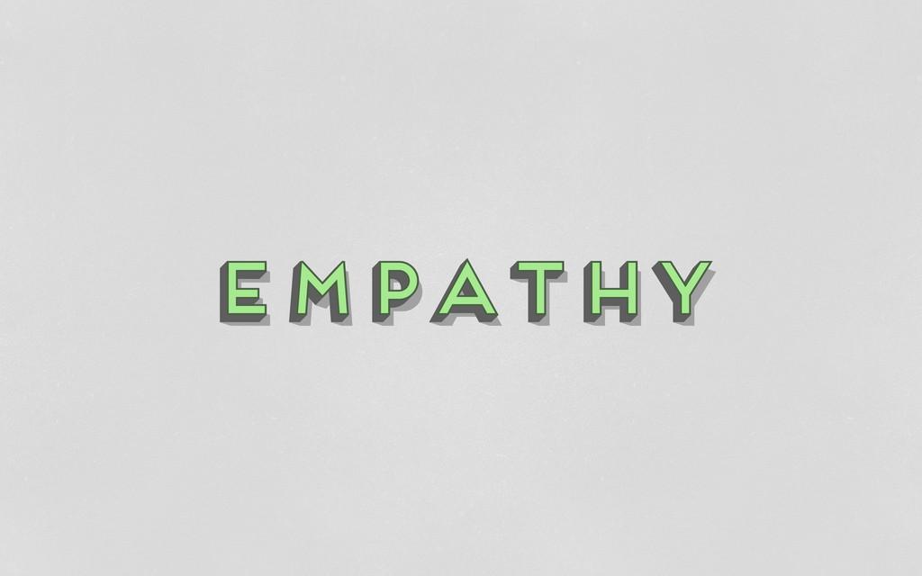 empathy empathy empathy empathy